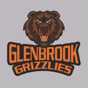 Glenbrook Ladies Zip-Up Hoodie Design