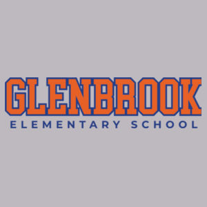 Glenbrook Ladies Long-Sleeve T-Shirt (Grey) Design