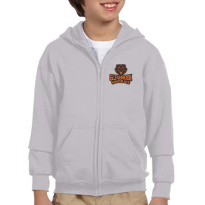 Glenbrook Youth Zip-Up Hoodie Thumbnail