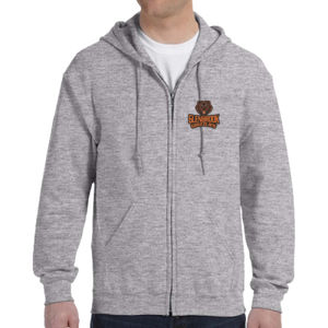 Glenbrook Adult Zip-Up Hoodie Thumbnail