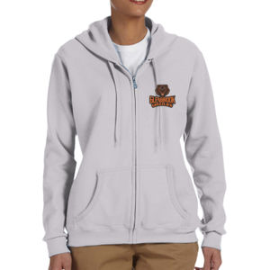 Glenbrook Ladies Zip-Up Hoodie Thumbnail